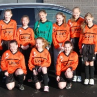 The Power of Dreams comes to Crown Newlaithes FC Girls' Football Club