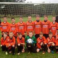 Team Photo – Under 11's Boys