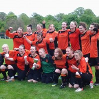 Who won the League Cup today? Crown Newlaithes Ladies!!